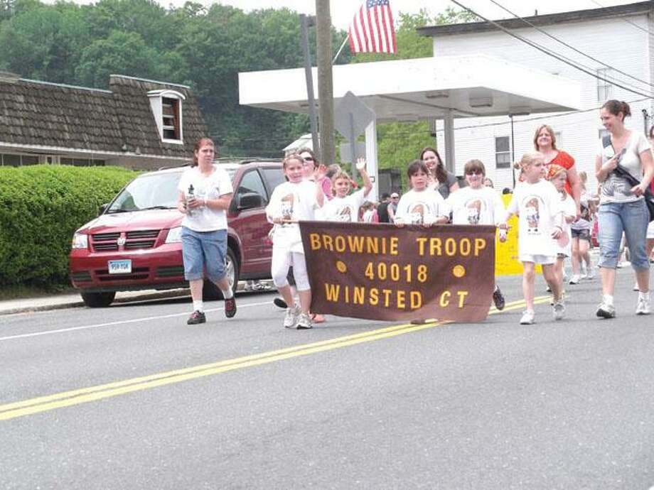 Winsted parade featured variety of groups - The Register Citizen