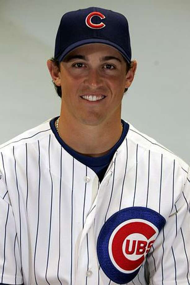 This is a 2006  file photo of Adam Greenberg   of the Chicago Cubs  baseball team.  (AP Photo/Nam Y. Huh) Photo: ASSOCIATED PRESS / AP2006