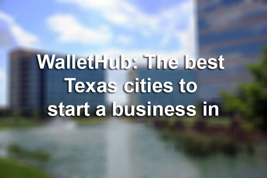 Click through this gallery to see WalletHub's list of the best Texas cities to start a business in. Photo: LMTonline
