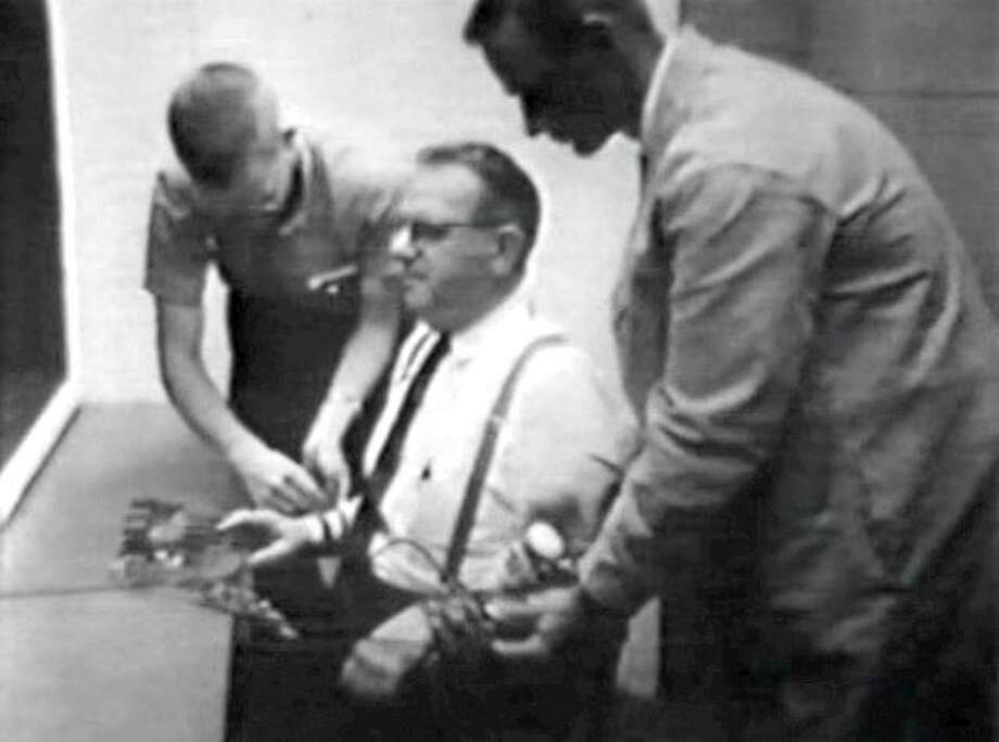 Jim McDonough, who participated in the highly controversial Milgram Experiment.