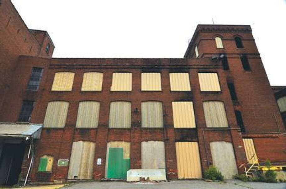 The former Hendey Machine/Stone Container Corporation property on High Street is among more than 1 million square feet of vacant industrial space in Torrington.