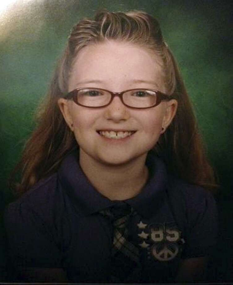 This image provided by the Westminster Colorado Police Department shows Jessica Ridgeway. Authorities looking for the 10-year-old Colorado girl who disappeared days ago after leaving for school are planning to finish scouring open fields and resume searching the fifth-grader's suburban Denver neighborhood on Tuesday, Oct. 9, 2012. (AP Photo/Westminster Colorado Police Department) Photo: ASSOCIATED PRESS / AP2012