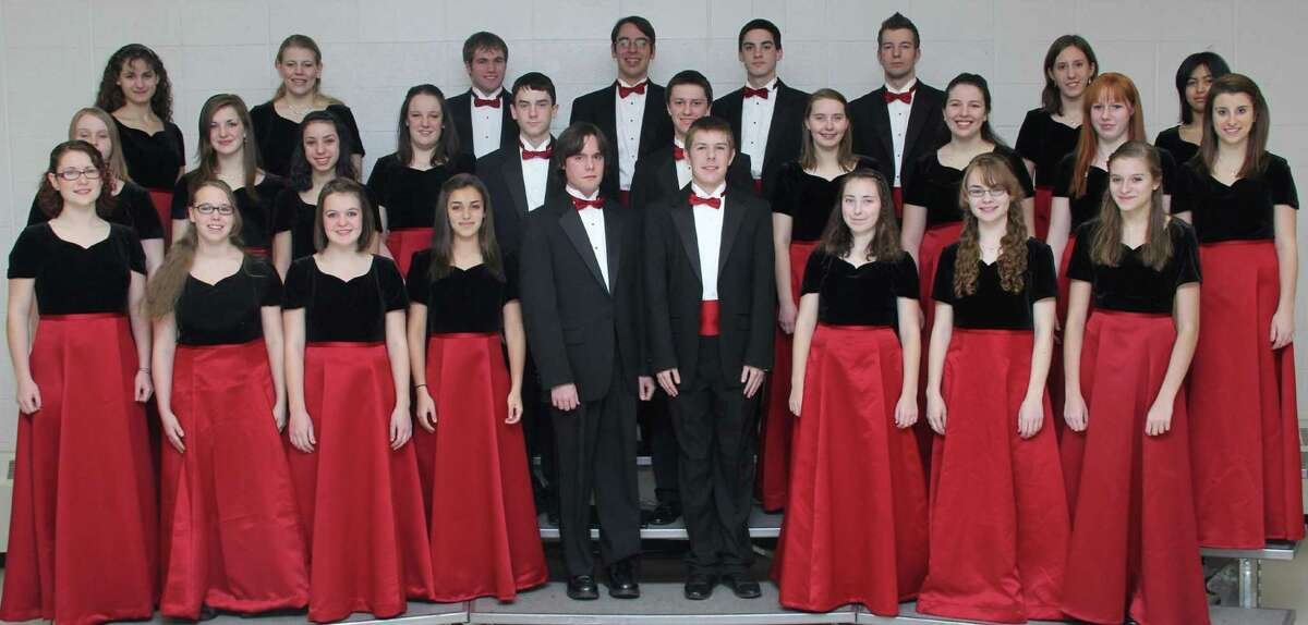 Submitted photo Torrington High School's Chamber Choir is preparing for a trip to New York City, where they will join other students in a special performance at Carnegie Hall.