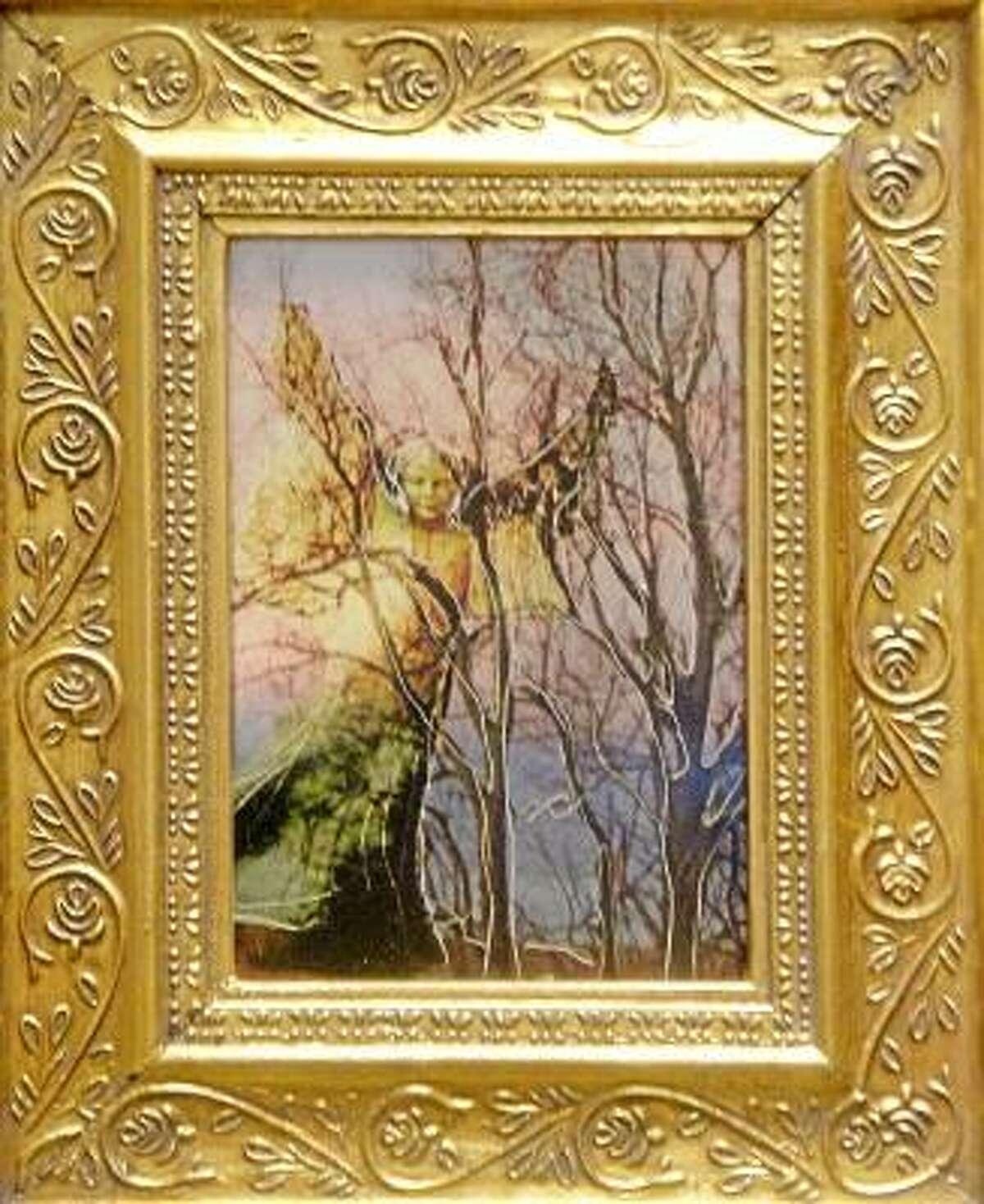 Tree Angel by Lori Barker