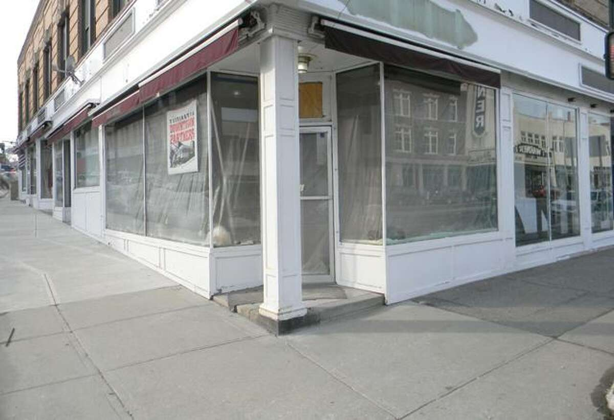 MIKE AGOGLIATI/ Register Citizen41 Main Street will be the new home of Studio 59 in downtown Torrington. Owner Timothy Wallace will move the gallery from 55 Main Street in late March.
