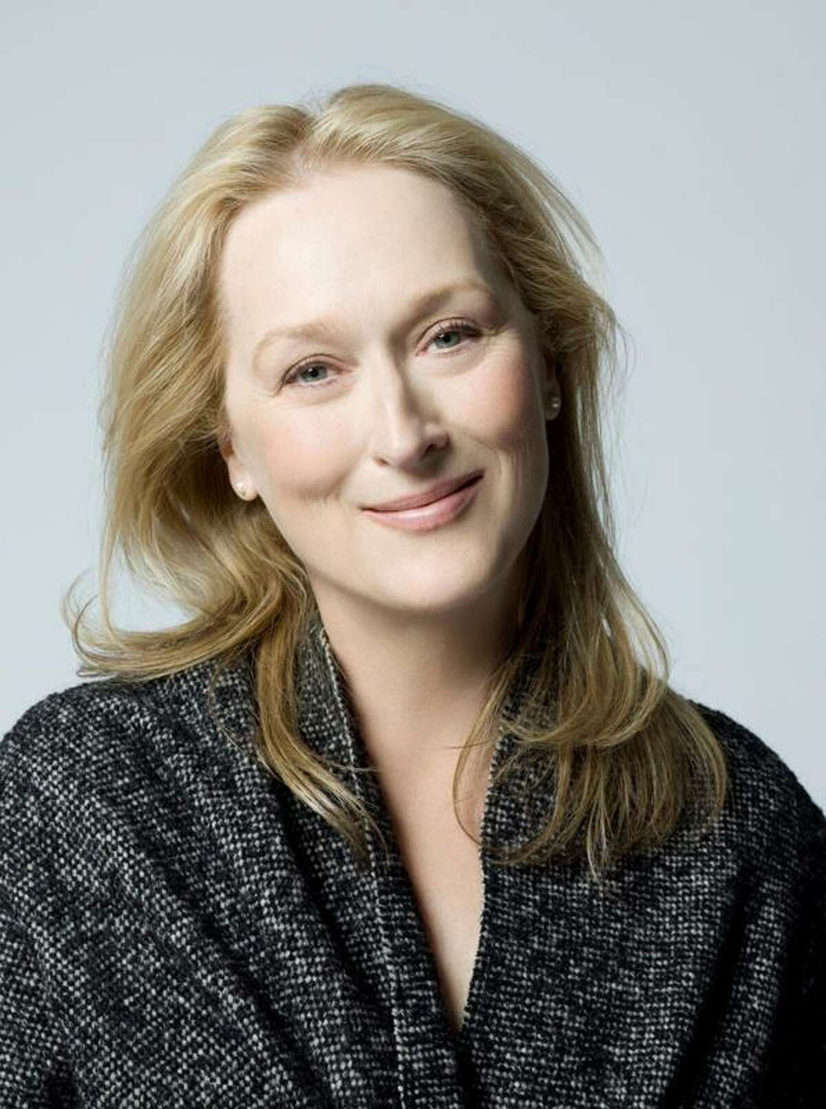 Actress Meryl Streep, who has a home in Litchfield County, will speak in the Kent Memorial Library's spring lecture series. Photo courtesy of the library.