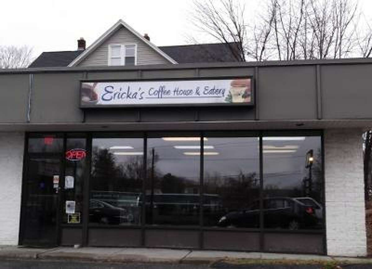 KAITLYN YEAGER/Register Citizen Ericka's Coffee House and Eatery on the north end of Torrington offers lunch, coffee and a place to relax.