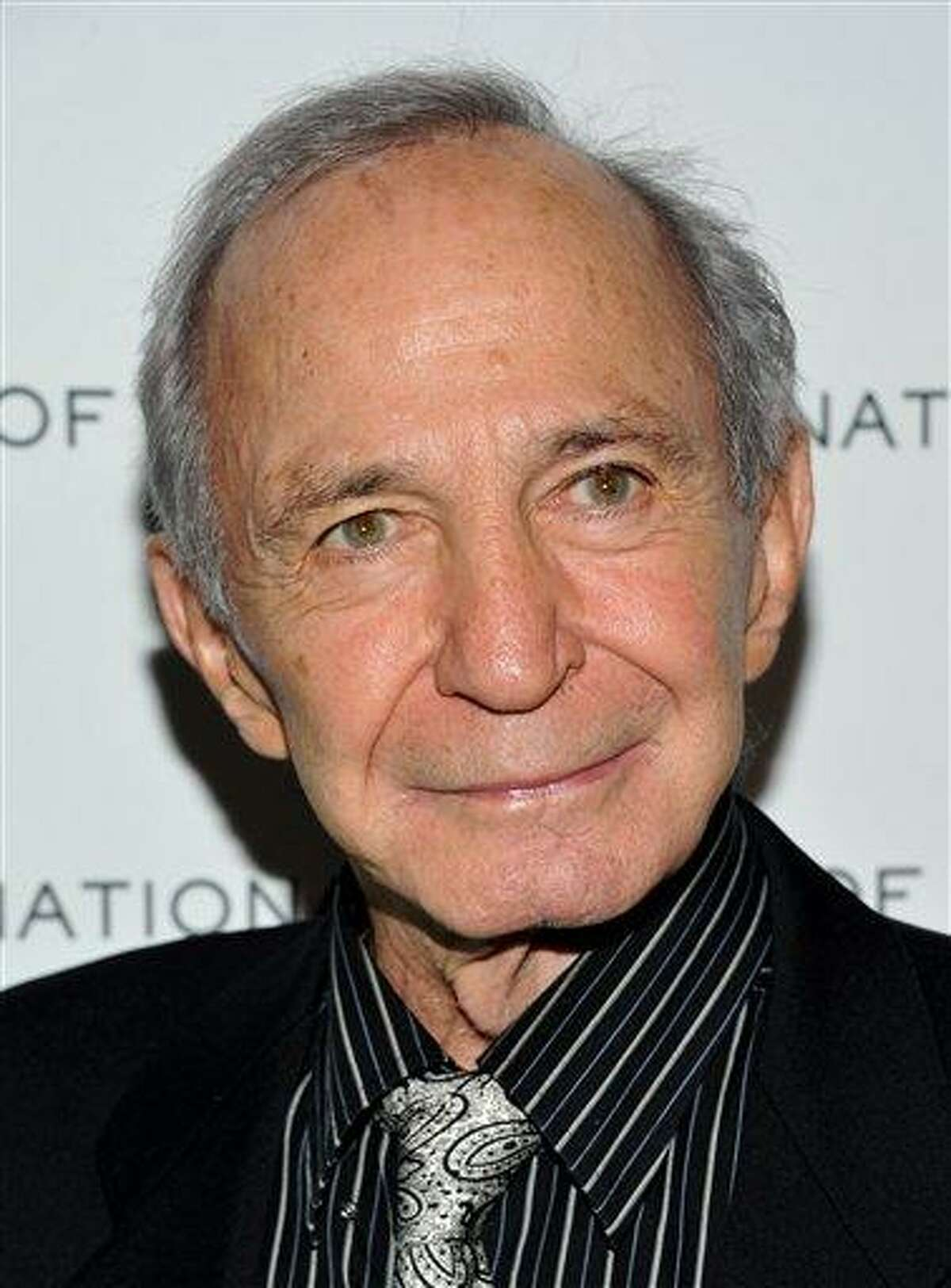 FILE - In this Jan. 11, 2011 file photo, actor Ben Gazzara attends The National Board of Review of Motion Pictures awards gala in New York. Gazzara, whose powerful dramatic performances brought an intensity to a variety of roles and made him a memorable presence in films, on television and on Broadway in the original