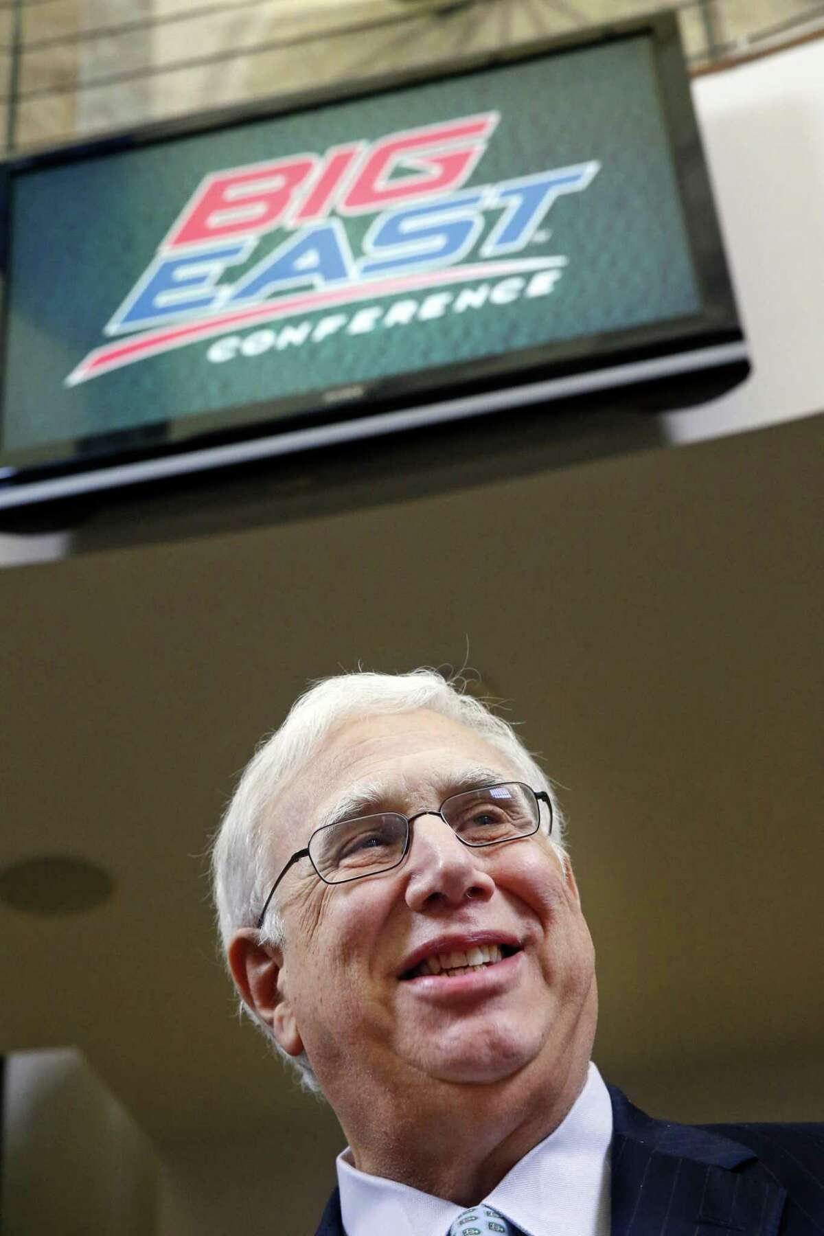 Tulane President Scott Cowen speaks during a news conference in New Orleans, Tuesday, Nov 27. By The Associated Press