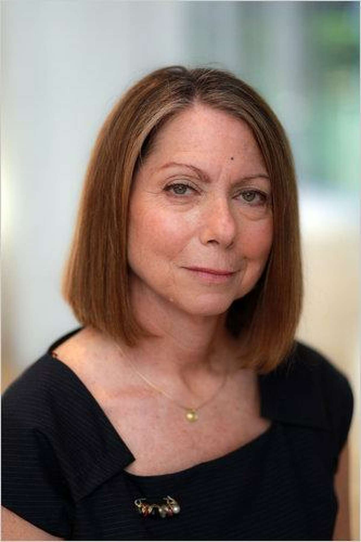 Jill Abramson named first woman executive editor of The New York Times in 160 years.