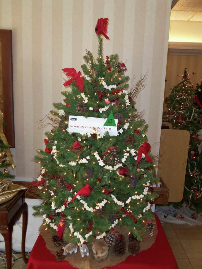 Submitted photo Valerie Manor is hosting the annual Festival of Trees through Dec. 2 in Torrington.