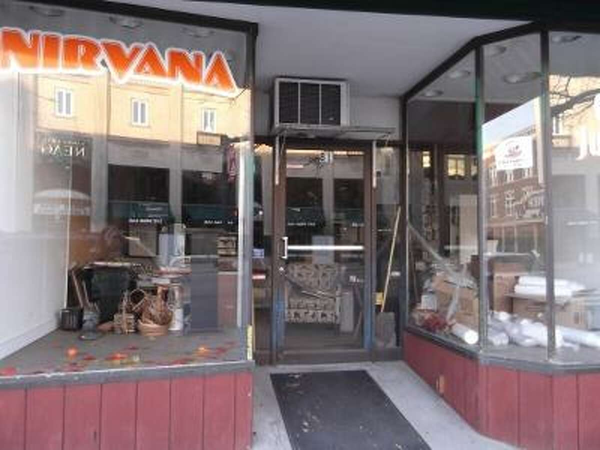 KAITLYN YEAGER/Register Citizen Nirvana Cafe and Juice Bar has closed its doors, leaving downtown Torrington without a coffee shop.
