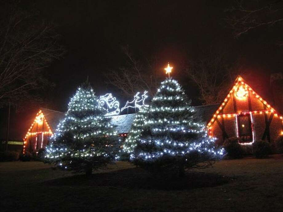 Register Citizen file photo of Christmas Village.