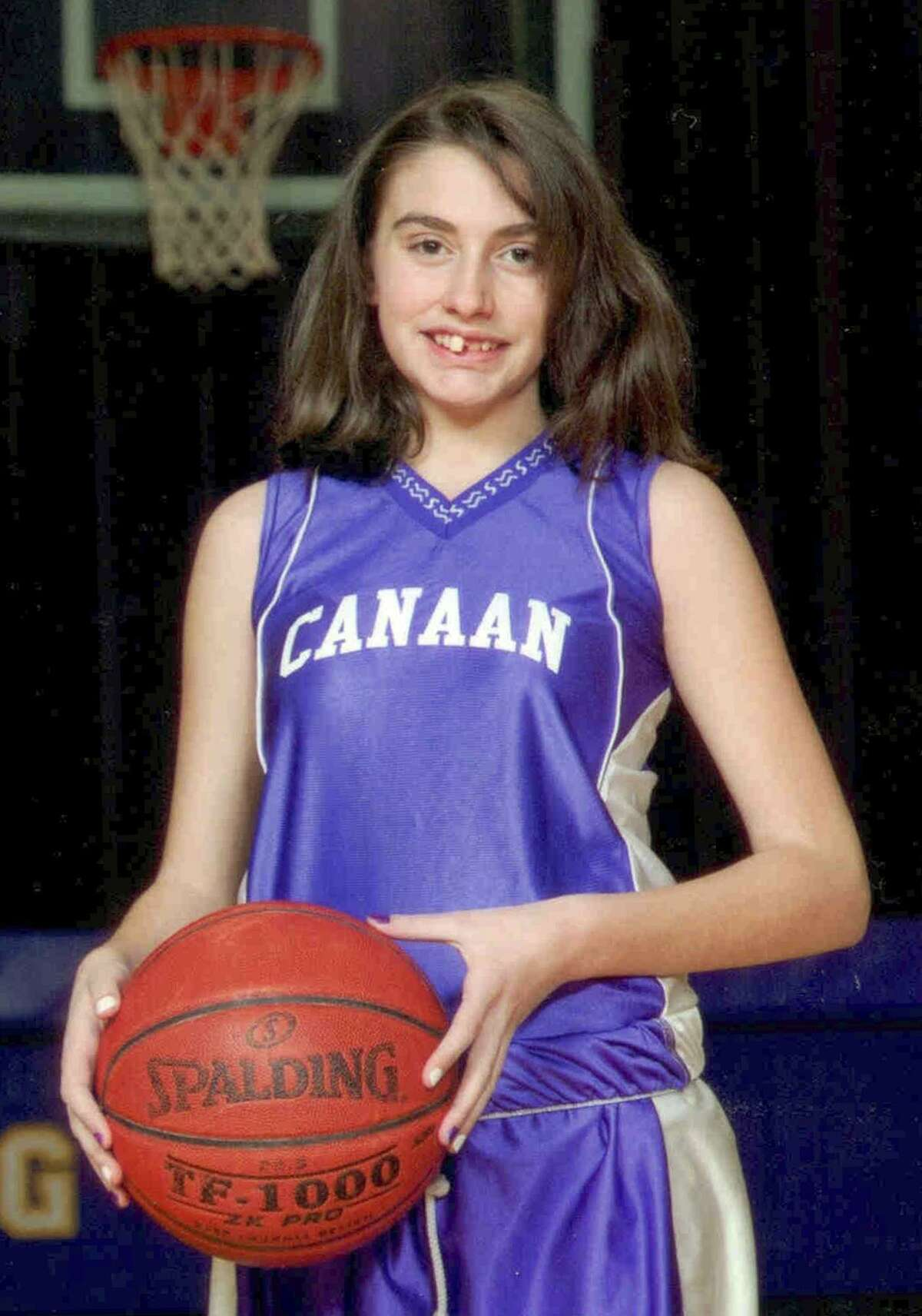 This 2010 photo provided by the New Hampshire State Police shows Celina Cass of West Stewartstown, N.H., in a basketball team uniform in Canann, Vt. Law enforcement officials are searching for Cass, who they say was last seen at her home the night of Monday, July 25, 2011. (AP Photo/Don Whipple)