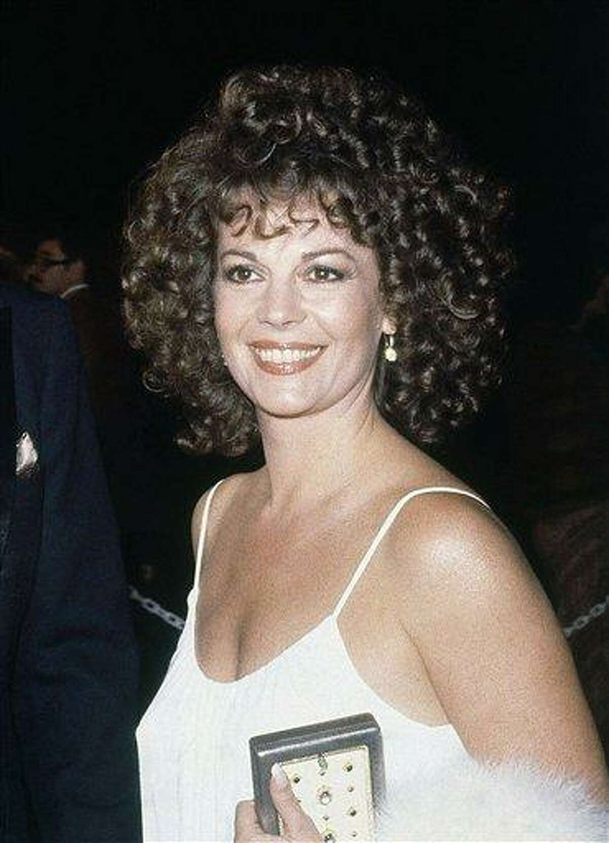 FILE - In this April 9, 1979 file photo, actress Natalie Wood is shown at the 51st Annual Academy Awards in Los Angeles. Los Angeles sheriff's homicide detectives are taking another look at Wood's 1981 drowning death based on new information, officials announced Thursday. (AP)