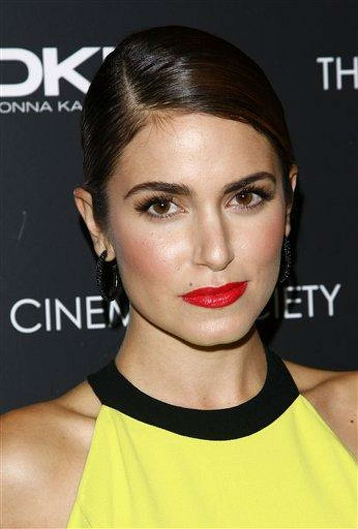 Actress Nikki Reed attends the Cinema Society premiere of