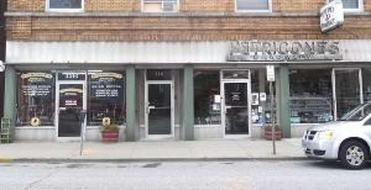 Petricone's Pharmacy on East Main Street.