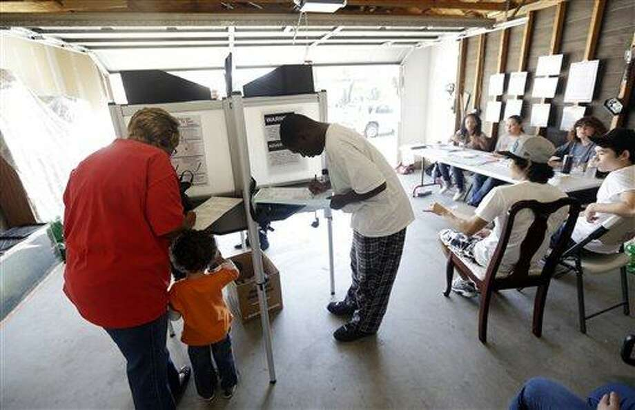 The 2012 elections drove home trends that have been embedded in the fine print of birth and death rates, immigration statistics and census charts for years.  America is rapidly getting more diverse. And, more gradually, so is its electorate. AP Photo/Marcio Jose Sanchez Photo: AP / AP