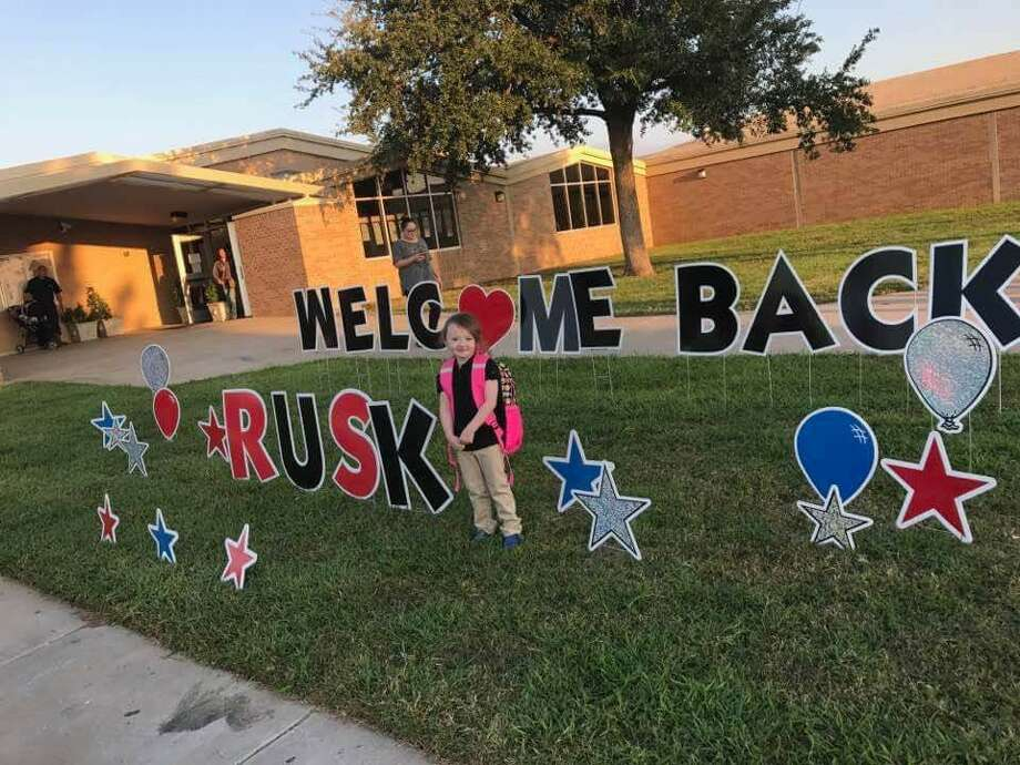 First day of School: Midland ISDPreK at Rusk Elementary Photo: Wes Jones