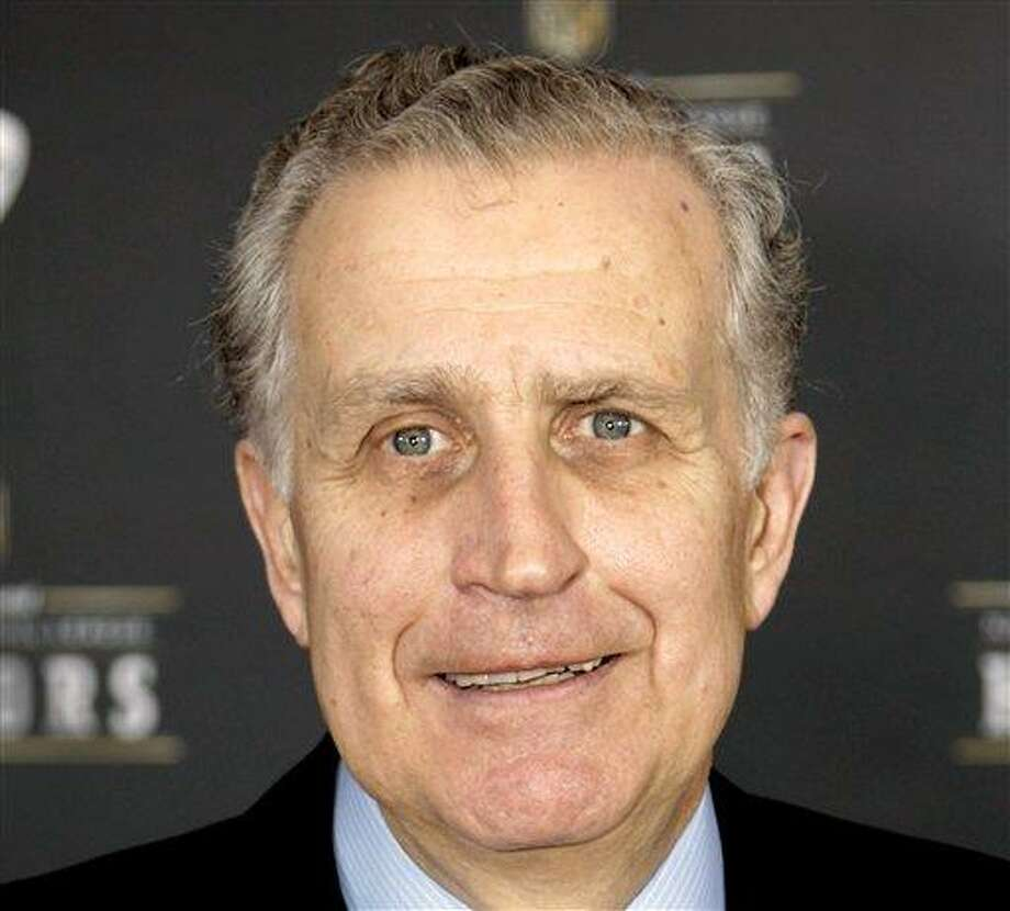 Former NFL Commissioner Paul Tagliabue. Associated Press file photo Photo: AP / FR170497 AP