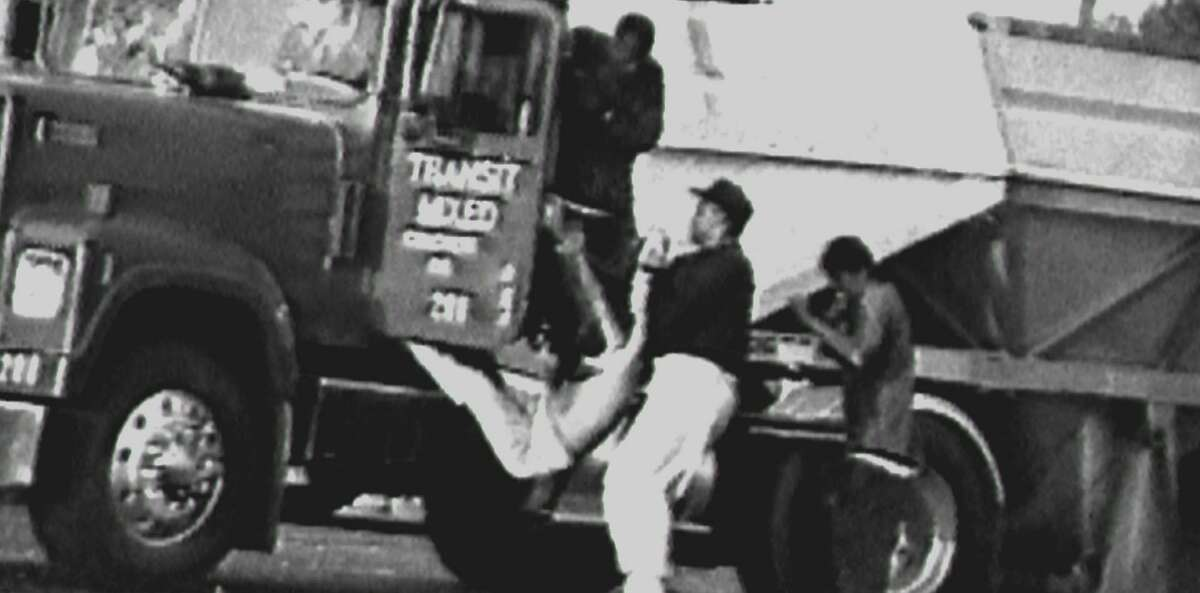 """The documentary """"Let It Fall: Los Angeles 1982-1992"""" explores the events leading up to the Los Angeles uprising in 1992, which included the beating of trucker Reginald Denny. Photo: Lincoln Square Productions"""