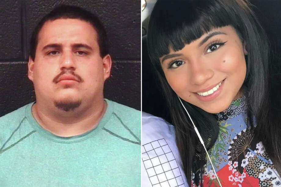 Mario Angel Gonzalez is accused of killing 16-year-old Lesley Sanchez on the same day a grand jury indicted him on an aggravated sexual assault charge. Photo: LMTonline