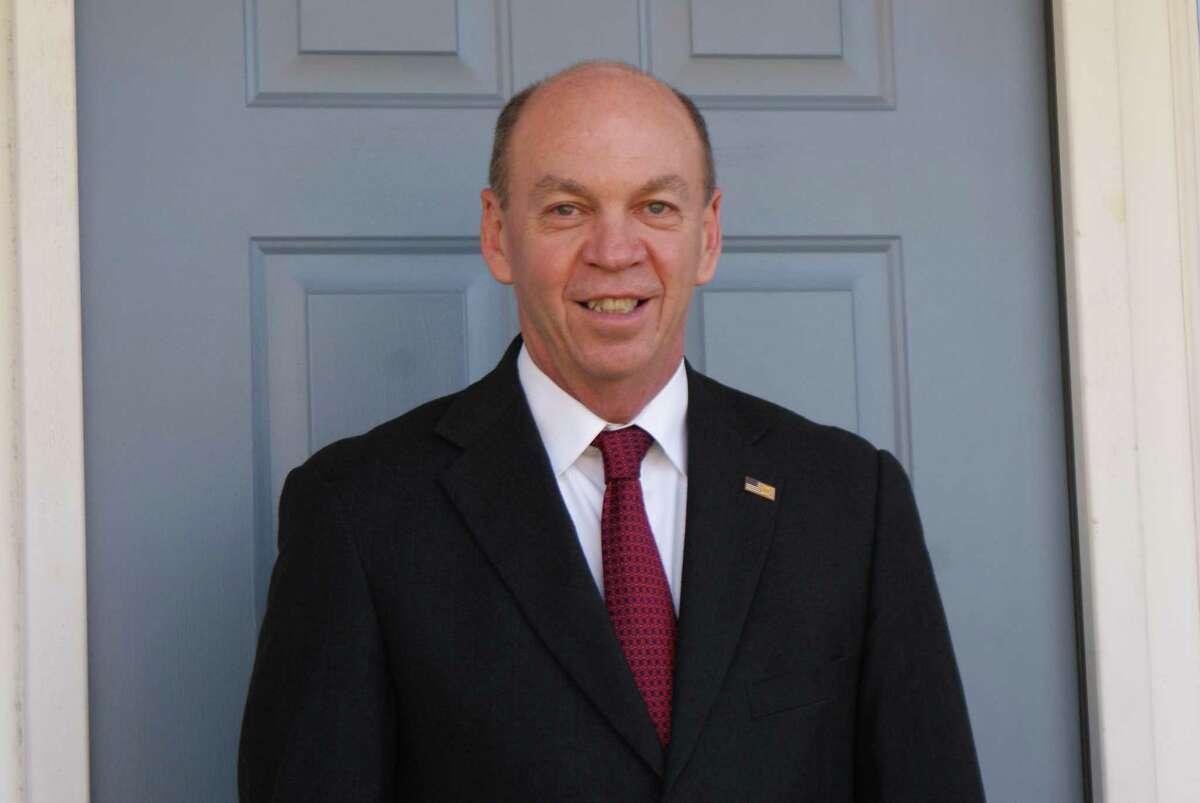 Republican Mike Clark of Farmington