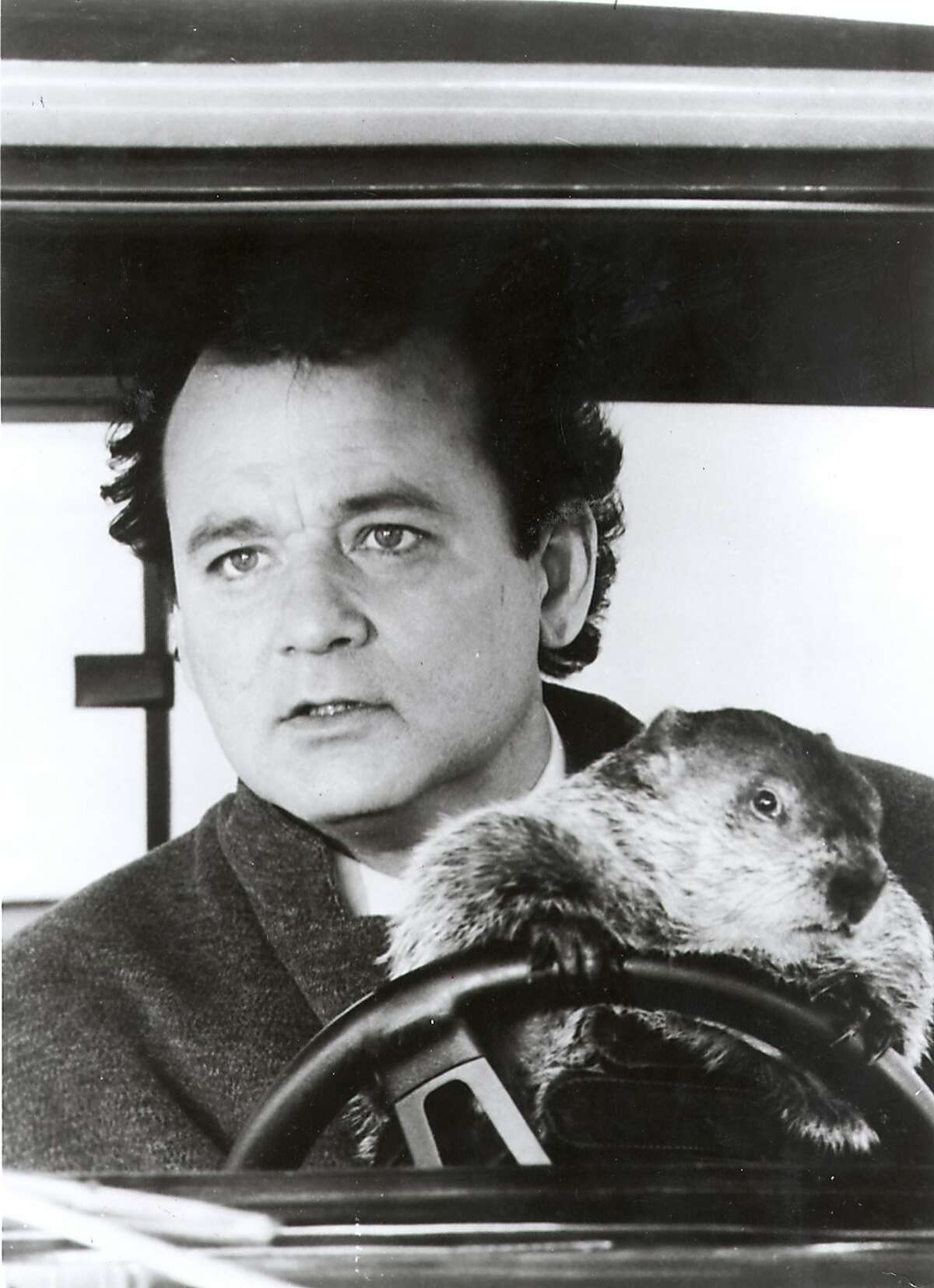 Groundhog Day (1993) Leaving Netflix Dec. 1 Bill Murray stars as a cynical weatherman who gets stuck repeating Groundhog Day until he can work to fix his never-ending predicament.