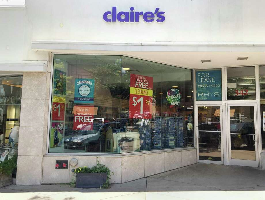 Claire's in Greenwich, Conn., photographed on Tuesday, Aug. 1, 2017. Photo: Tyler Sizemore / Hearst Connecticut Media / Greenwich Time