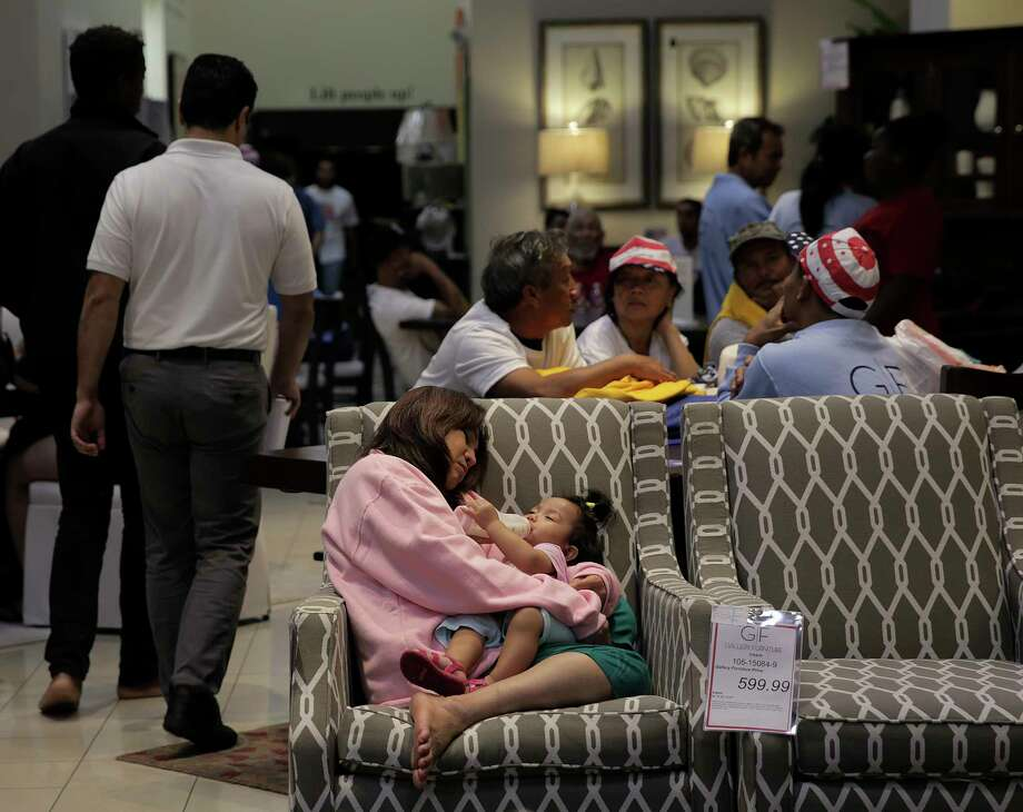 Freebies for Harvey victimsMany companies and groups are offering free services and products to victims of Hurricane Harvey.See a running list of free stuff for victims of Harvey. Photo: Elizabeth Conley, Houston Chronicle / © 2017 Houston Chronicle