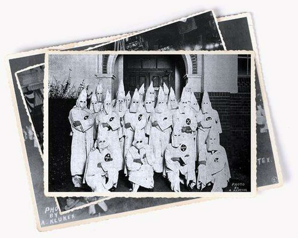 """The Klan's resurgence in the 1920s is the subject of Patricia Bernstein's new book """"Ten Dollars to Hate."""""""