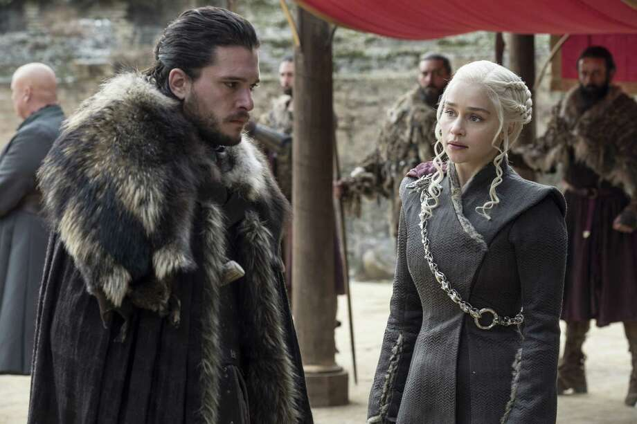 "Click through the slideshow for a look which states have the highest percentage of households that watch the HBO series ""Game of Thrones"" live or the same day, according to a report released by Thrillist. Photo: Macall B. Polay, AP / HBO"