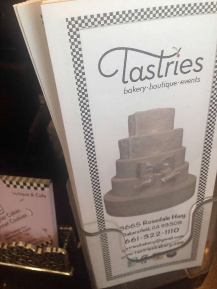 Tastries Bakery, in Bakersfield, Calf., is under fire after its owner reportedly refused to make wedding cakes for same-sex couples. Photo: Jana C./Yelp