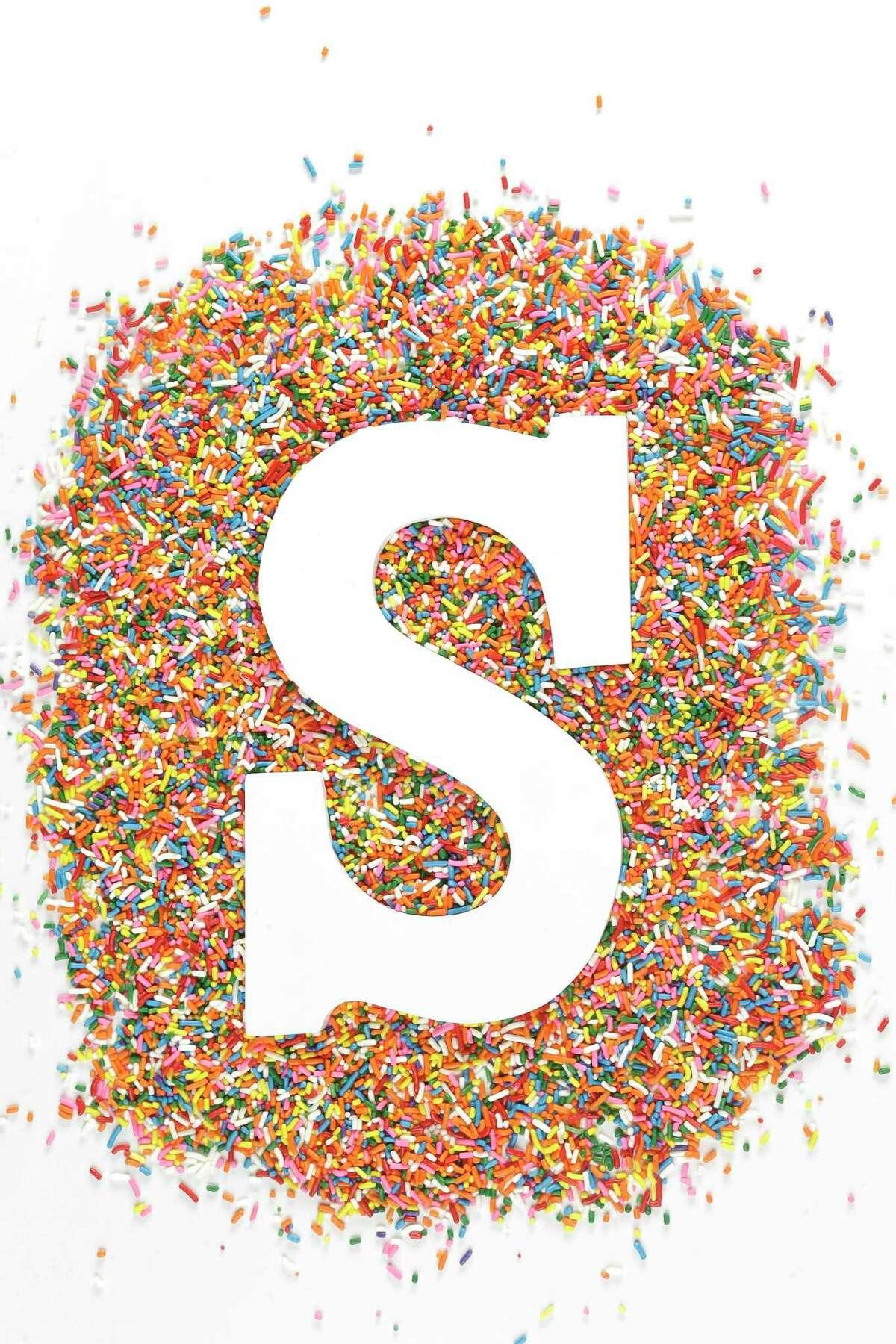 Sprinkles are shown Wednesday, Aug. 23, 2017, in Houston. ( Melissa Phillip / Houston Chronicle )