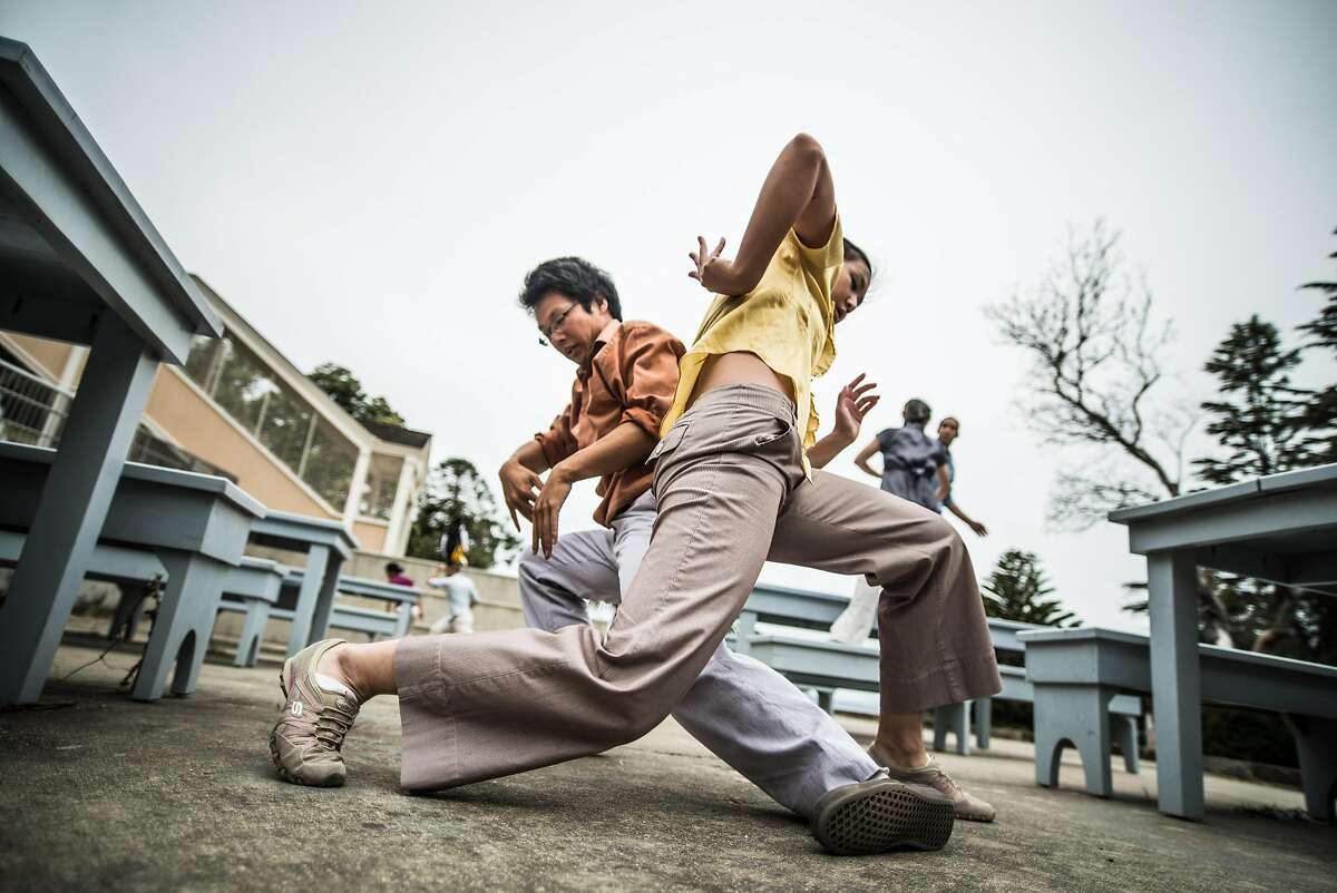 """Lenora Lee Dance presents its new work, �Within These Walls,""""�Saturday, Sept. 9,�at the Angel Island Immigration Station."""