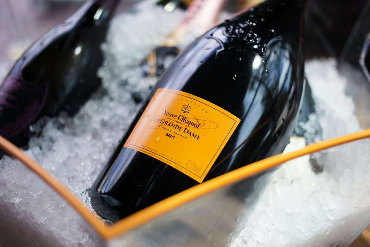 A'Bouzy will host a Veuve Clicquot Yelloween Brunch.