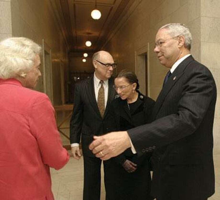 Husband Of Supreme Court Justice Ruth Bader Ginsburg Dies The Register Citizen