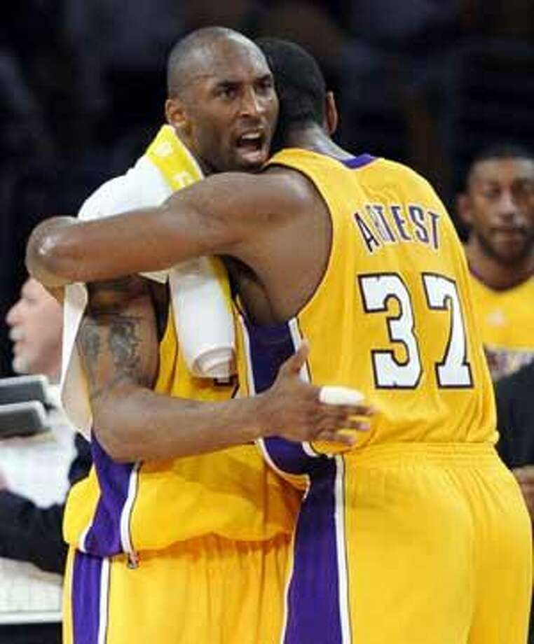 Lakers Rout Celts Force Game 7 In Nba Finals The Register