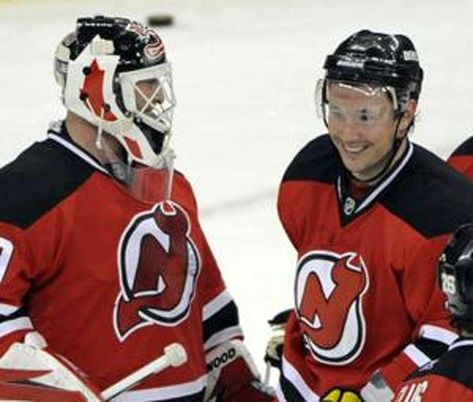 49c4686289e FILE - This April 11, 2010, file photo shows New Jersey Devils goaltender  Martin