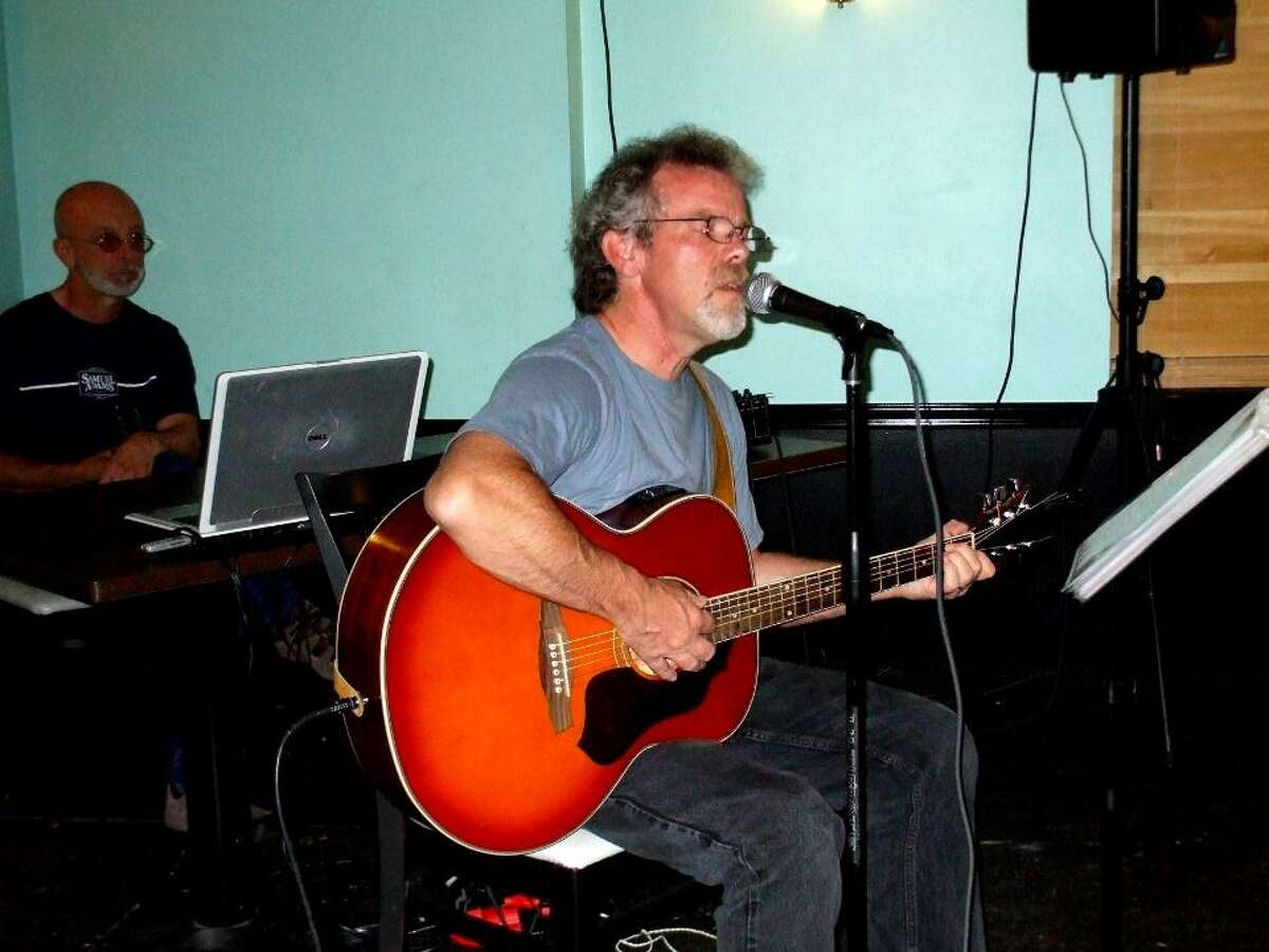 Bill Benson is one of the featured singers at the upcoming Singer/Songwriter Network concert, which is being held at the Torrington Historical Society on Saturday, July 10.