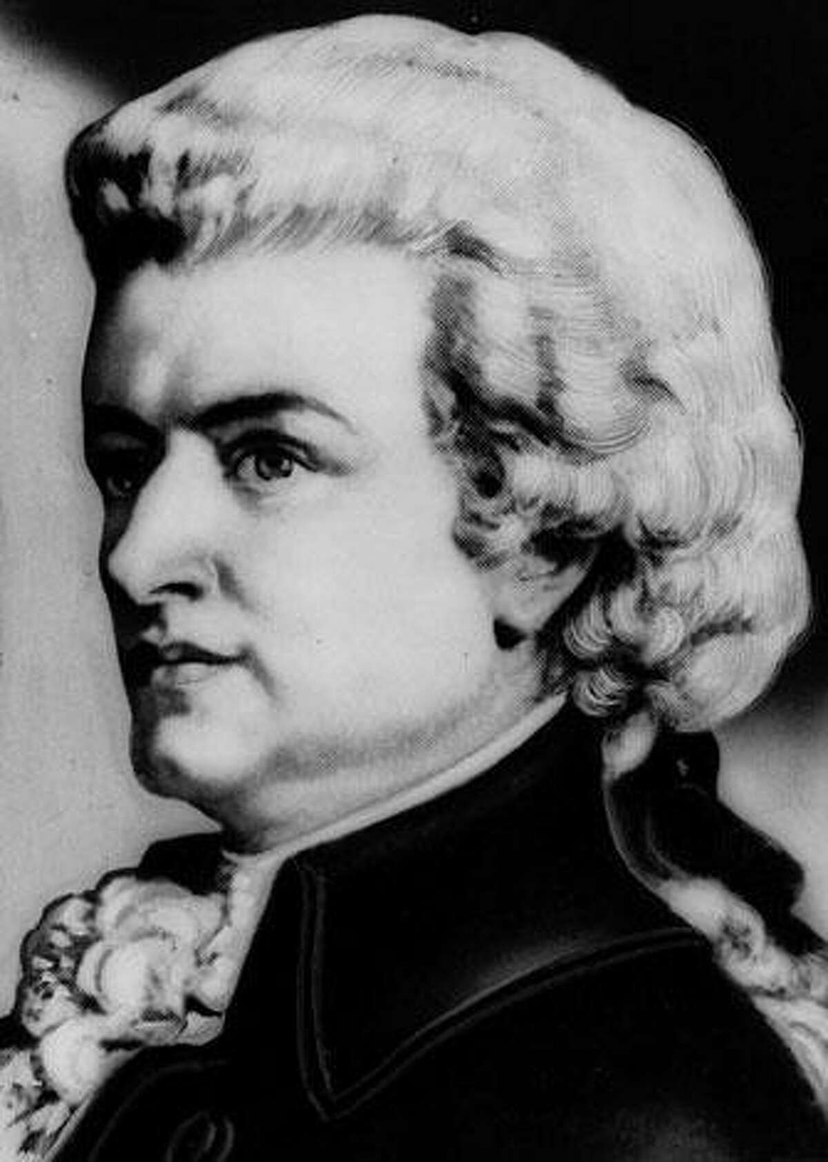 A undated portrait of Wolfgang Amadeus Mozart. What killed Mozart so suddenly in 1791? A report in Tuesday's Annals of Internal Medicine, a medical journal published in Philadelphia, suggests it might have been something far more common: a strep infection.