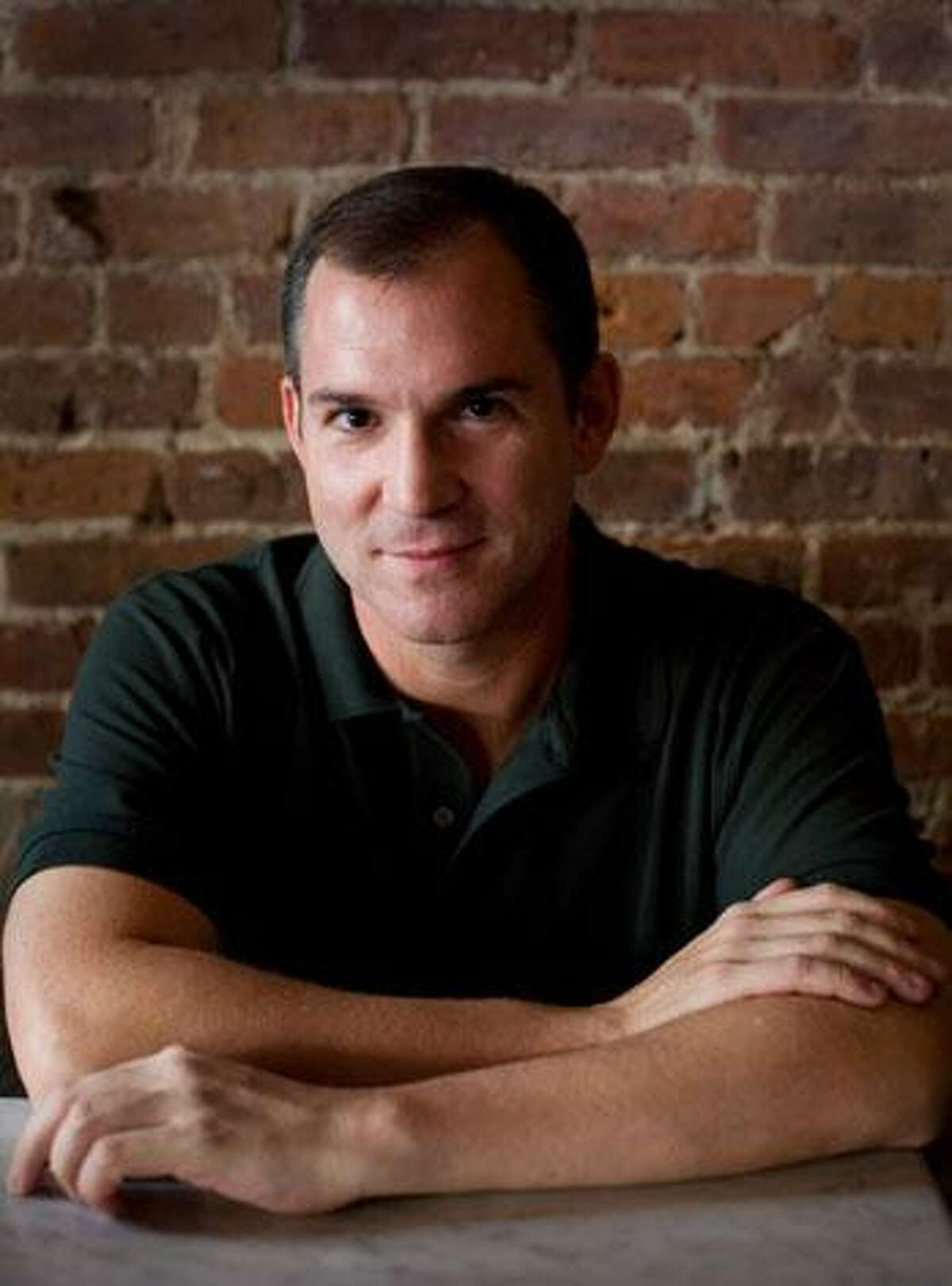 Frank Bruni, the former New York Times food critic, and author of