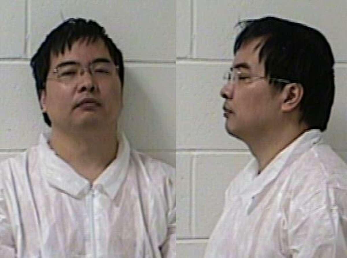 Branford homicide suspect Lishan Wang.