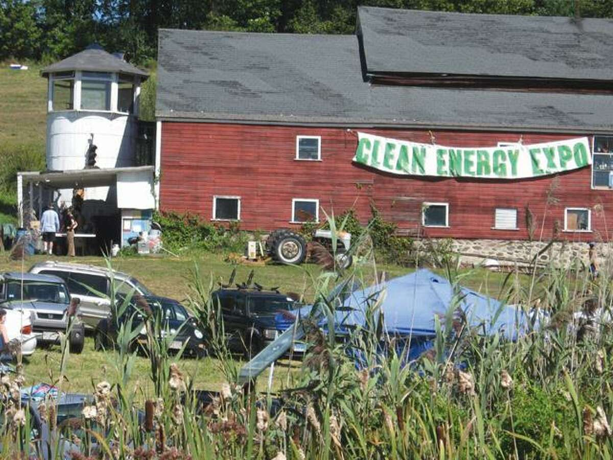 Elemental Energy hosted its fourth annual Clean Energy Expo at Lorenz Studios in Morris Aug. 28 and 29. Musicians, artists, and green energy representatives camped out all weekend on the grounds to promote solar and wind power, as well as the arts.