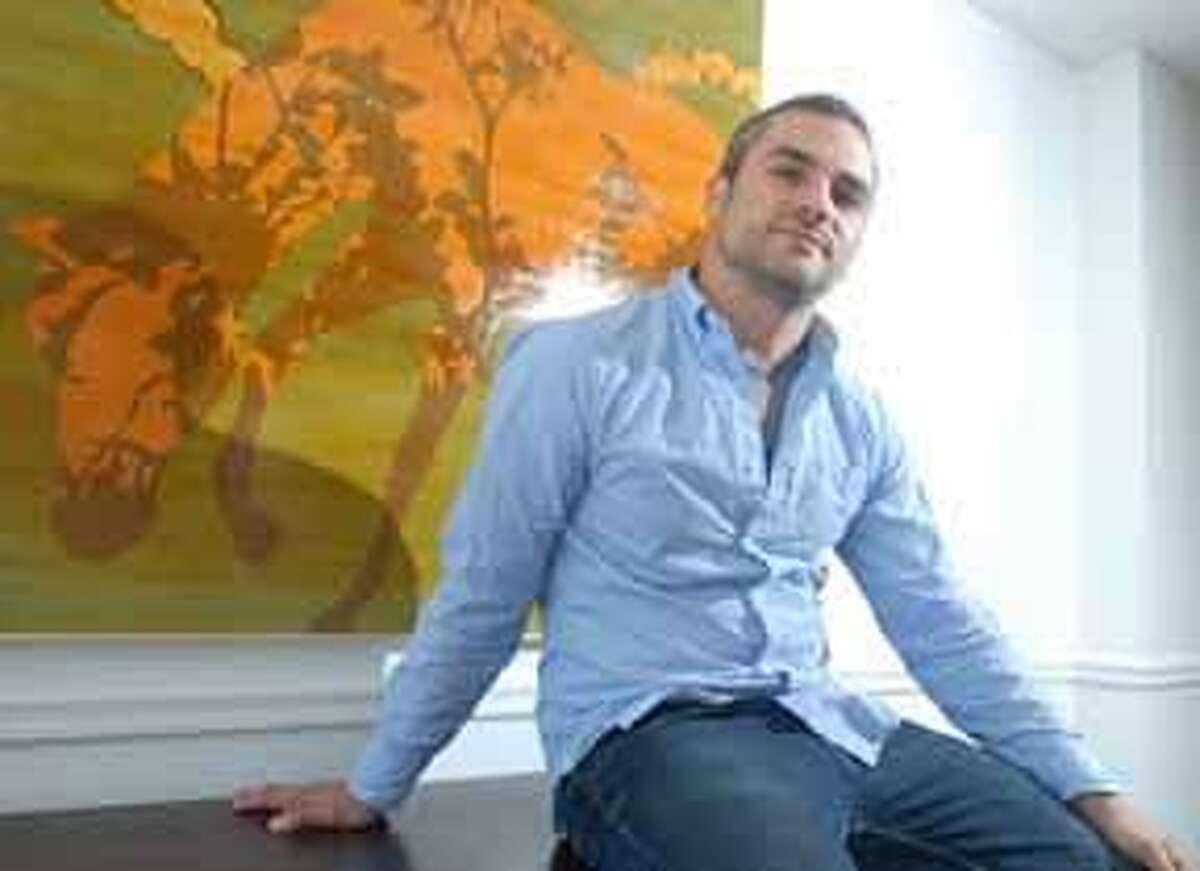 SeeClickFix co-founder Ben Berkowitz.