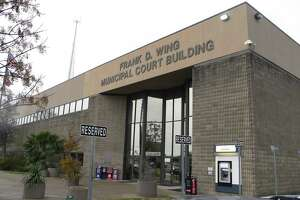 The city-owned Frank D. Wing Municipal Court Building on South Frio Street stands as a monument to government inability to collaborate.
