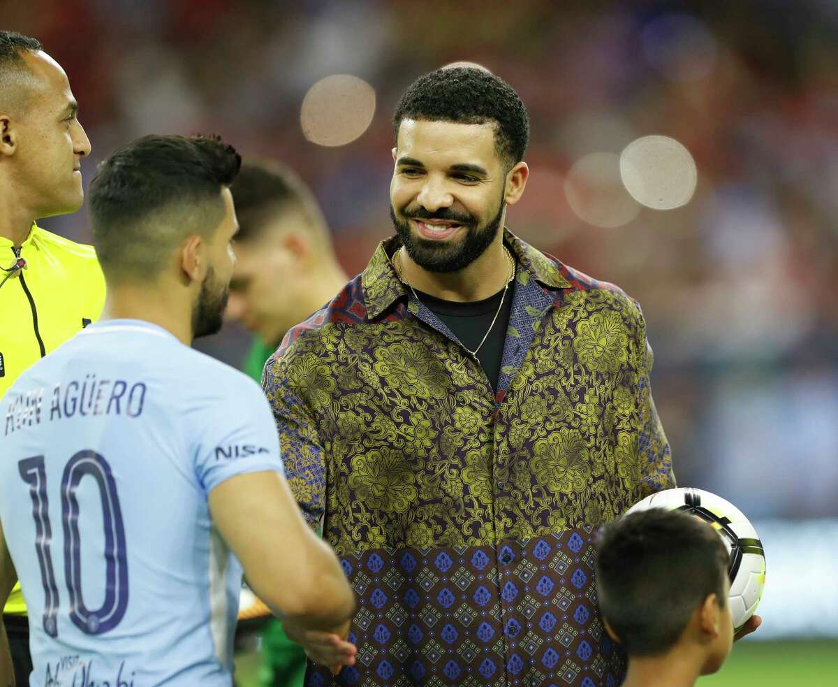 Drake, who has a long history with Houston, is doing his part to help with Hurricane Harvey relief efforts. He was in Houston for the 2017 International Champions Cup at NRG Stadium in July.