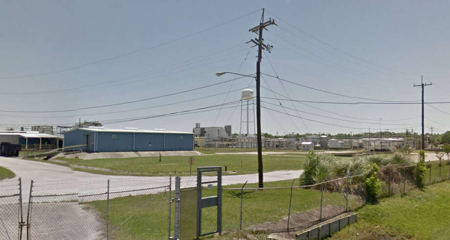 Twelve workers were reportedly trapped early Tuesday morning at a Crosby chemical plant on the brink of catching fire as firefighters were on the way, according to the wife of one of the workers. Photo: Google Maps