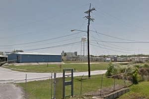 Twelve workers were reportedly trapped early Tuesday morning at a Crosby chemical plant on the brink of catching fire as firefighters were on the way, according to the wife of one of the workers.