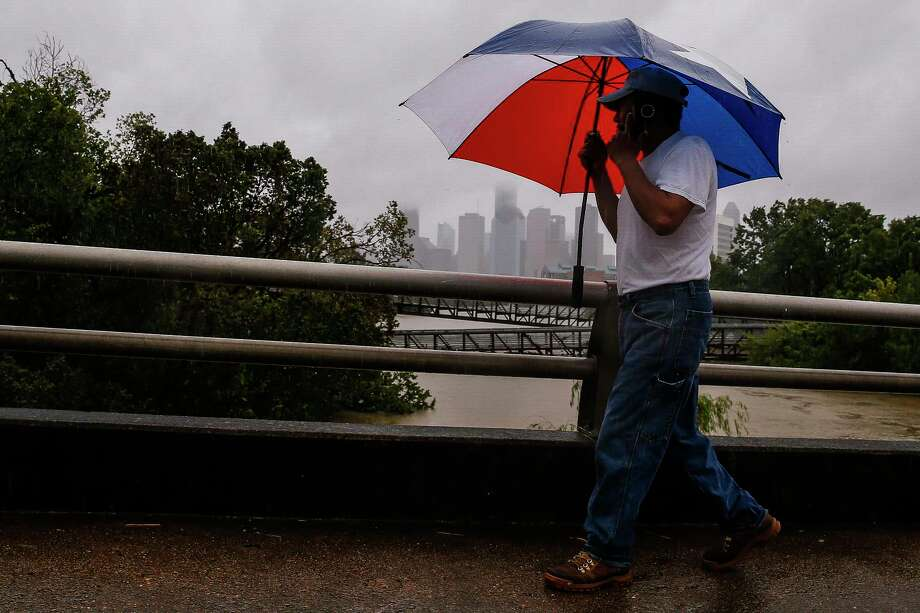 A new report by the Greater Houston Partnership details just how badly Hurricane Harvey impact Houston's economy.See shocking facts and figures that put the disaster into perspective. Photo: Michael Ciaglo, Houston Chronicle / Michael Ciaglo
